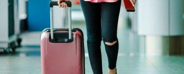 Viajar com bagagem de mão