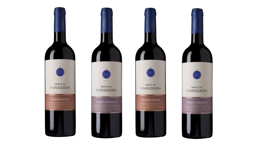 Vinho Monte da Ravasqueira